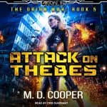 Attack on Thebes by  M. D. Cooper audiobook