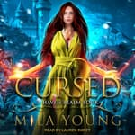 Cursed by  Mila Young audiobook
