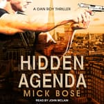 Hidden Agenda by  Mick Bose audiobook