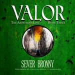 Valor by  Sever Bronny audiobook
