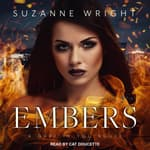 Embers by  Suzanne Wright audiobook