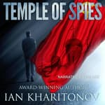 Temple of Spies by  Ian Kharitonov audiobook