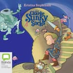 Sir Charlie Stinky Socks: Volume 1 by  Kristina Stephenson audiobook