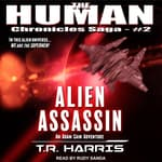 Alien Assassin by  T.R. Harris audiobook