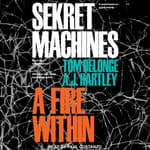 Sekret Machines by  A. J. Hartley audiobook
