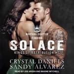 Finding Solace by  Crystal Daniels audiobook