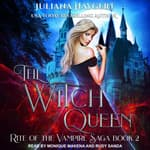 The Witch Queen by  Juliana Haygert audiobook