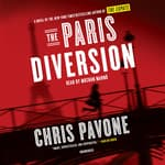 The Paris Diversion by  Chris Pavone audiobook