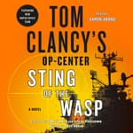 Tom Clancy's Op-Center: Sting of the Wasp by  Jeff Rovin audiobook