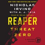 Reaper: Threat Zero by  A. J. Tata audiobook