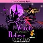 Witch You Wouldn't Believe by  Lucy May audiobook