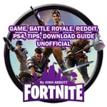 Fortnite Game, Battle Royale, Reddit, PS4, Tips, Download Guide Unofficial by  Josh Abbott audiobook