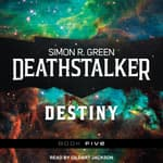 Deathstalker Destiny by  Simon R. Green audiobook