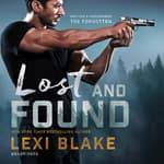 Lost and Found by  Lexi Blake audiobook
