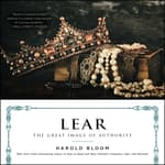 Lear by  Harold Bloom audiobook