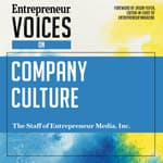 Entrepreneur Voices on Company Culture by  The Staff of Entrepreneur Media, Inc. audiobook