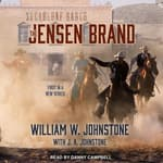 The Jensen Brand by  William W. Johnstone audiobook