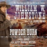 Powder Burn by  William W. Johnstone audiobook