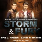 Storm & Fury by  Larry N. Martin audiobook