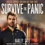 Survive the Panic by  Harley Tate audiobook