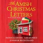 The Amish Christmas Letters by  Jennifer Beckstrand audiobook