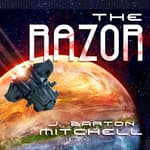 The Razor by  J. Barton Mitchell audiobook