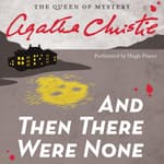 And Then There Were None by  Agatha Christie audiobook