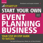 Start Your Own Event Planning Business by  The Staff of Entrepreneur Media, Inc. audiobook