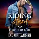 Riding Hard by  Lauren Landish audiobook