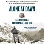 Alone at Dawn by  Dan Schilling audiobook