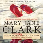 Footprints in the Sand by  Mary Jane Clark audiobook