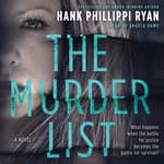 The Murder List by  Hank Phillippi Ryan audiobook