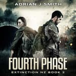 The Fourth Phase by  Adrian J. Smith audiobook