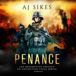 Penance by  AJ Sikes audiobook