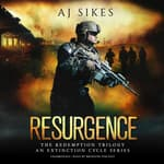Resurgence by  AJ Sikes audiobook