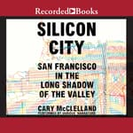 Silicon City by  Cary McClelland audiobook