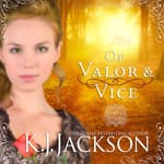 Of Valor & Vice by  K.J. Jackson audiobook