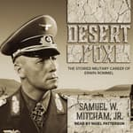 Desert Fox by  Samuel W. Mitcham Jr. audiobook