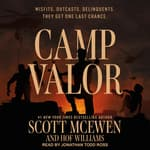 Camp Valor by  Scott McEwen audiobook