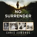No Surrender by  Christopher Edmonds audiobook