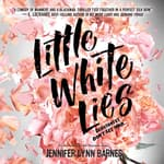 Little White Lies by  Jennifer Lynn Barnes audiobook