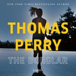 The Burglar by  Thomas Perry audiobook