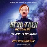 Star Trek: Discovery: The Way to the Stars by  Una McCormack audiobook