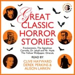 Great Classic Horror Stories by  Bram Stoker audiobook
