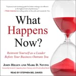 What Happens Now? by  Mark D. Nevins audiobook