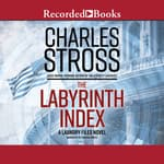 The Labyrinth Index by  Charles Stross audiobook