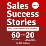 Sales Success Stories by  David Weiss audiobook