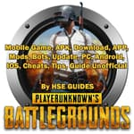 PUBG Mobile Game, APK, Download, APP, Mods, Bots, Update, PC, Android, IOS, Cheats, Tips, Guide Unofficial by  Hse Games audiobook
