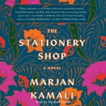 The Stationery Shop by  Marjan Kamali audiobook