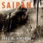 Saipan by  Carl Hoffman audiobook